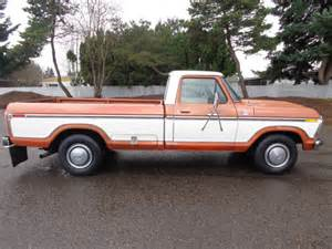ford f250 2wd 1972 ford f250 2wd autos post