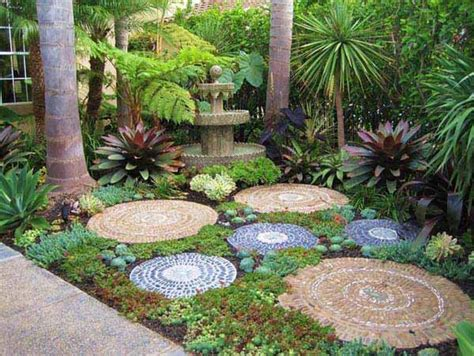 Front Garden Decor 26 Fabulous Garden Decorating Ideas With Rocks And Stones Amazing Diy Interior Home Design
