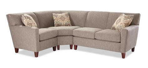 Raf Sofa Sectional Three Sectional Sofa With Raf Loveseat By Craftmaster Wolf And Gardiner Wolf Furniture
