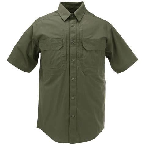 Combat Shirt Green Olive 5 11 us taclite pro tactical mens combat shirt