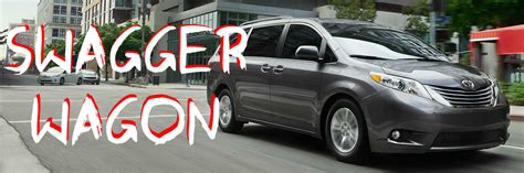 Toyota Swagger Wagon Why Is The Toyota Called The Swagger Wagon