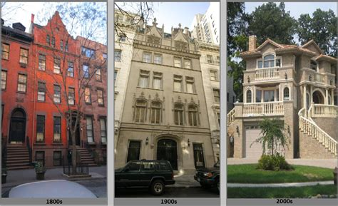 nyc homes two centuries of architecture propertyshark
