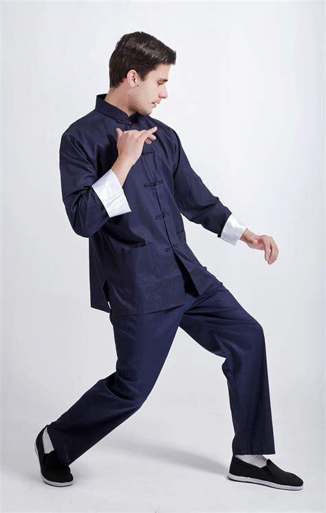 Kung Souvenir Dress Kartika Merah big discount free shipping navyblue style mandarin collar men s sleeve kung fu