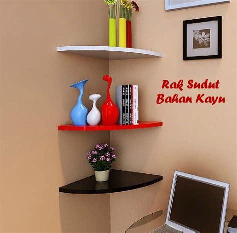 Hiasan Dinding Kayu Kado Unik Souvenir Murau jual rak sudut bahan kayu dinding photo poto foto pot