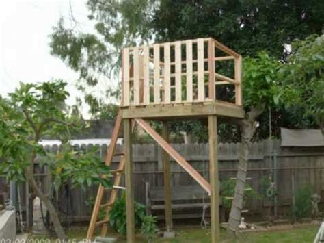 how to build a treehouse for your backyard diy tree house how to make a tree house for your back yard youtube