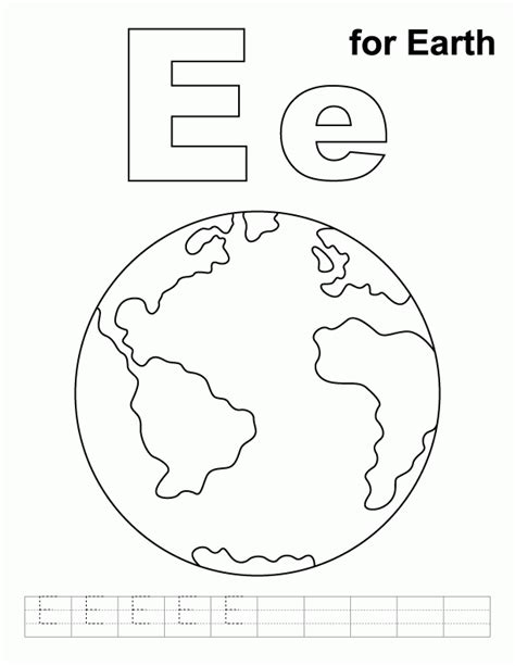 earth materials coloring pages earth color pages kids coloring