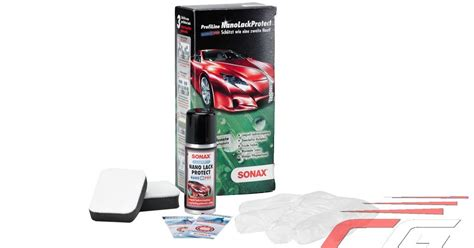 Shimura Offers Protection For Your Nano by Protect Your Paint With Sonax S Nano Technology System