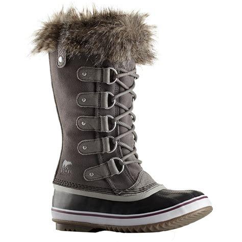 sorel womens boots joan of arctic sorel joan of arctic boot s glenn