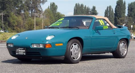 blue book used cars values 1989 porsche 928 electronic toll collection 1989 porsche 928 cabriolet could be yours for 16 5k carscoops