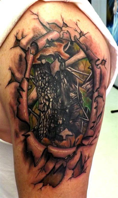 realtree tattoos tattoos on skull tattoos mechanical