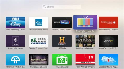 best tv channels channels for apple tv live tv anywhere in your home
