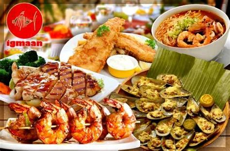 seafood buffet discount 42 igmaan restaurant s seafood buffet promo in pasay