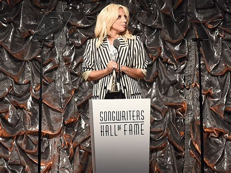 lady gaga accepts contemporary icon award in bra and lady gaga receives award at songwriters hall of fame gala