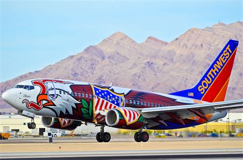 southwest airlines southwest airline s specialty planes