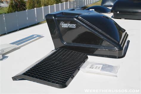 fantastic fan vent cover installation fan tastic ultra breeze vent cover review
