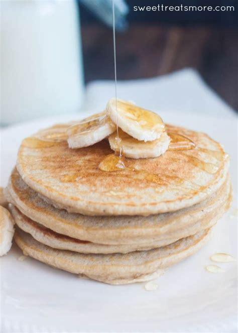 protein pancakes banana protein pancakes recipe