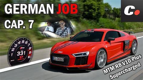 Audi R8 Cap by German Cap 7 Mtm R8 V10 Plus Supercharged Audi R8