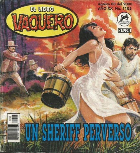 libro the man who went el libro vaquero 1103 issue