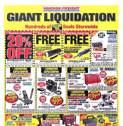 Tools 4 Flooring Coupon by 81 Harbor Freight 4 Ton Floor 4 Ton Steel