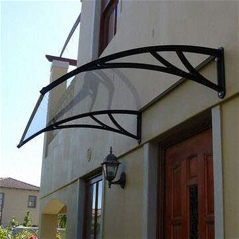 single door awning single window door polycarbonate awning 120cmx80cm buy