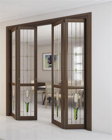 Wood Bifold Doors Interior Solid Wood Interior Doors