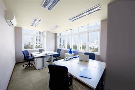 Office Space In Merchant Yangon Serviced