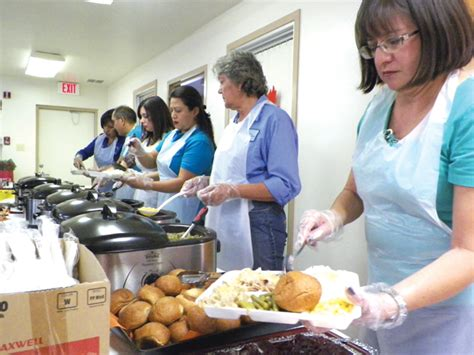 san benito housing authority in good taste organizations prepare meals for housing tenants san benito news