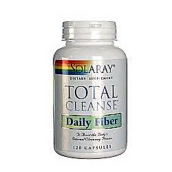 Total Detox Capsules by Fiber Digestion Supplements Evitamins