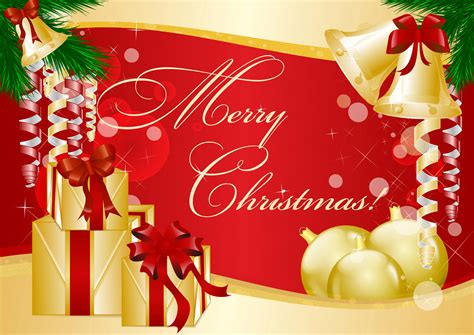 Merry Christmast merry free stock photo domain pictures