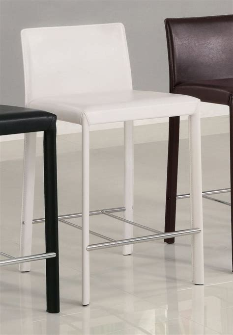 white counter height bar stools white counter height stool bar stools