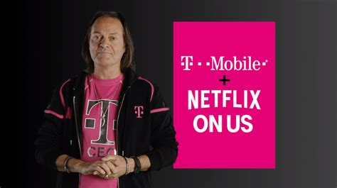 mobile netflix t mobile family plans will now include netflix