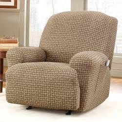 get the surefit stretch baxter recliner slipcover at an always low price from walmart com save