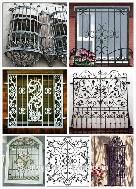 home windows grill design modern wrought iron window grill design buy modern