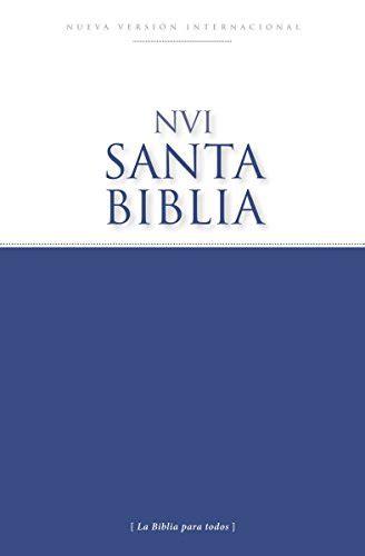 santa biblia nvi edicion bookler biblia nvi spanish edition
