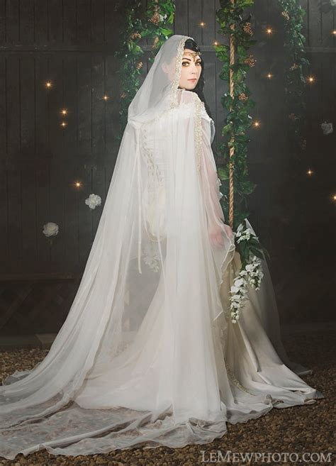 Simple Elegant Chiffon Wedding Dresses