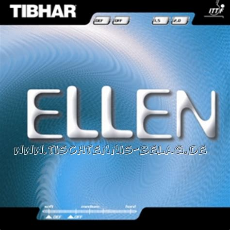 Tibhar Def 2 0mm im test tibhar www tischtennis belag de