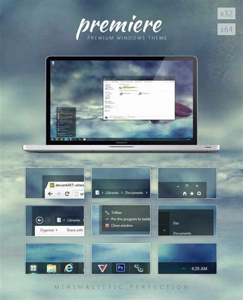 goldfish themes for windows 7 premiere theme for windows7
