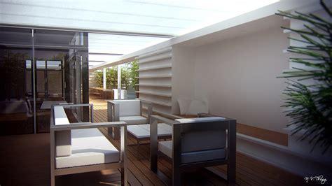 streamlined outdoor seating area interior design ideas