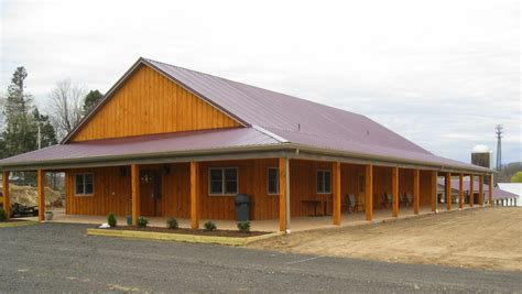 Pole Barns Pa Featured The Winery Extreme Pole Buildings Inc