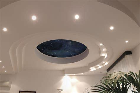 soluzioni in cartongesso per soffitti un con lastre flessibili da me progettato per un restyling