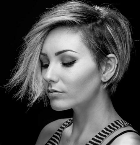 Chloe Brown Short Hairstyles   6   Fashion and Women