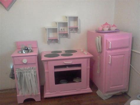 homemade kitchen cabinet homemade play kitchen diy play kitchens pinterest