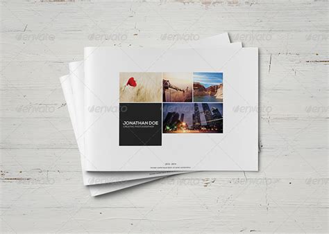 portfolio print template 15 innovative portfolio printing templates