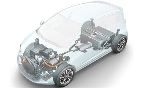 Electric Car Engine Design We Build The Chevy Spark Ev S Ac Permanent Magnet Motor