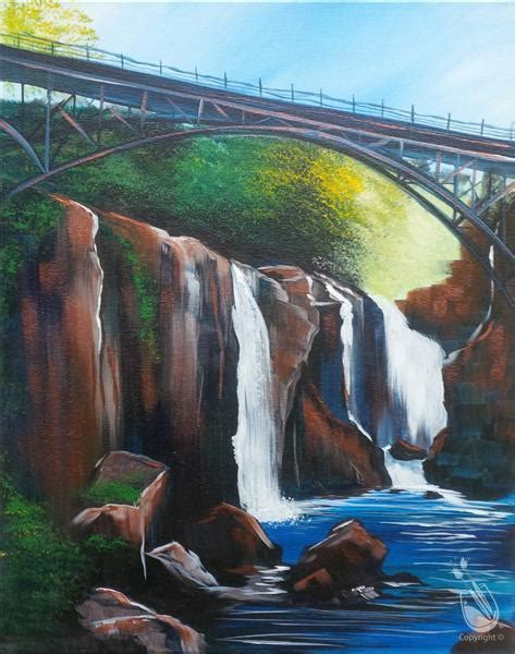paint with a twist glen rock passaic falls thursday october 6 2016 painting with