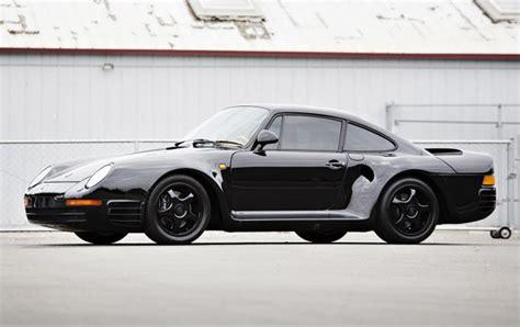 Rare Porsche 959 Coming Up For Auction