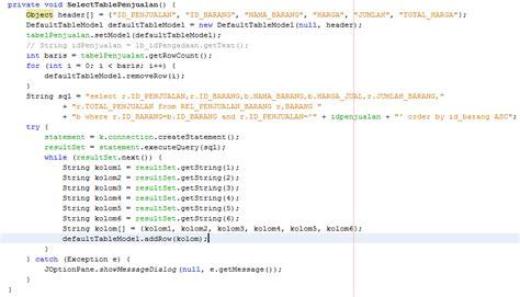html untuk membuat form membuat form penjualan sistem informasi minimarket