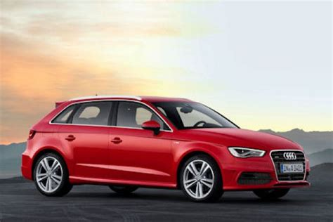 Audi A3 Co2 Aussto by Audi A3 Sportback 2013 Alle Details Und Fotos Speed Heads