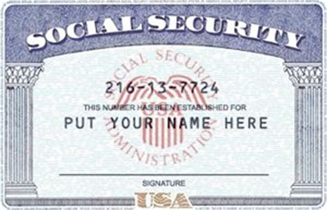 psd ssn template social security number soci ideas for