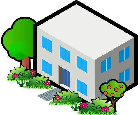 wohnung clipart geb 228 ude wohnung home 183 kostenlose vektorgrafik auf pixabay